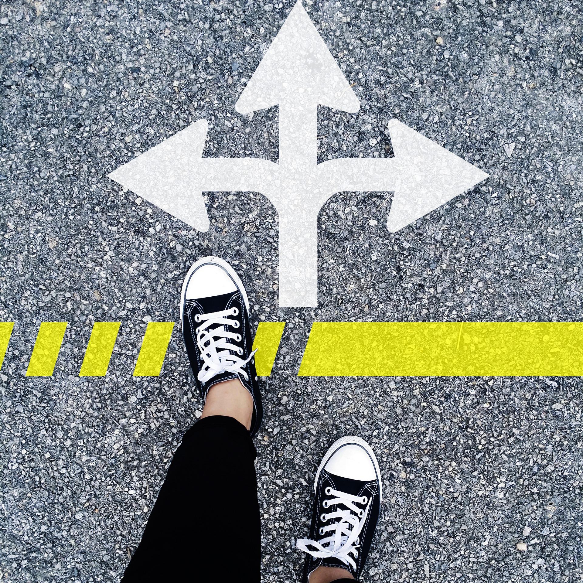 Mégsem az eddig járt út a Te utad és pályát módosítanál?